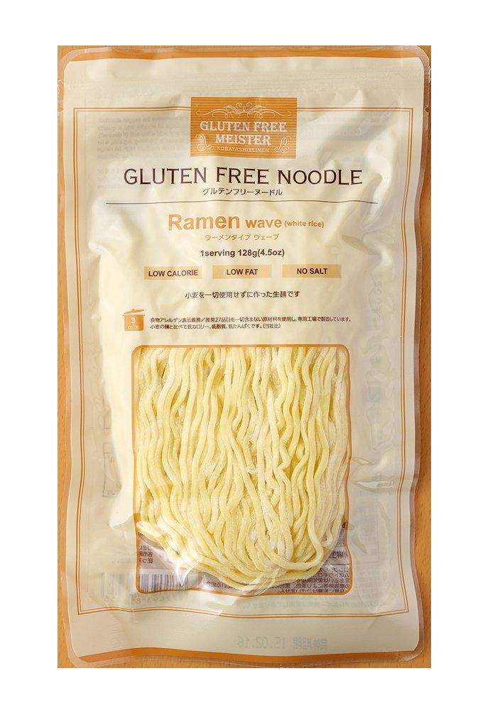 Authentic Japanese Gluten Free Fresh Ramen (8-pack) - Just Like Real Ramen! by Gluten Free Meister