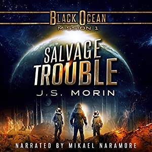 Salvage Trouble Audiobook