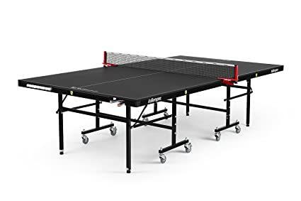 Perfect Killerpin MyT4 BlackPocket Table Tennis Table   Premium Pocket Design Ping  Pong Table