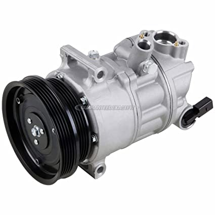 Amazon.com: AC Compressor & A/C Clutch For VW Jetta Golf Rabbit GTI Passat Beetle & Audi TT - BuyAutoParts 60-02113NA NEW: Automotive