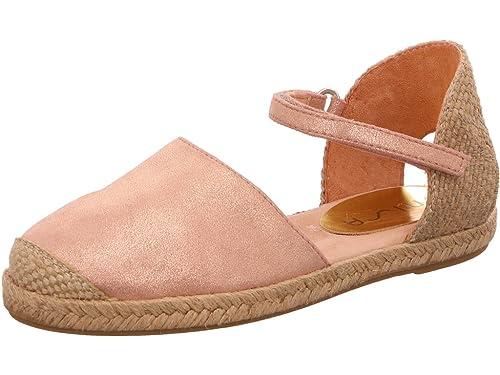 Unisa Yixo_MTS, Alpargatas para Niñas, Rosa (Ballet), 31 EU: Amazon.es: Zapatos y complementos