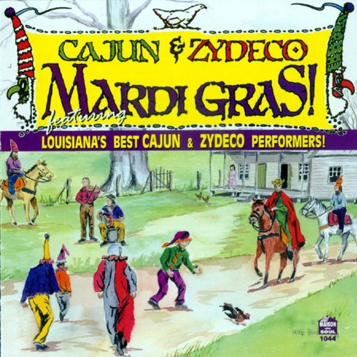Cajun and Zydeco Mardi Gras