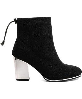 Leni Chaussures Cassis Boots D'azur Nubuck Cote Girly x48Xq0n