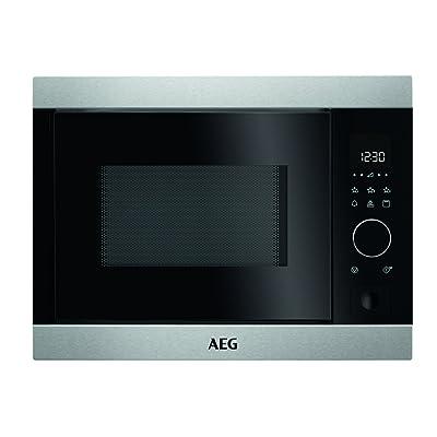 AEG mbb1755d de M micro-ondes encastrable/500kWh/an/800W/17L/barbecue
