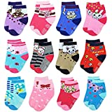 Deluxe Anti Slip Non Skid Slipper Socks with Grips For...