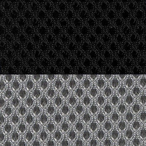 Best savings for Coverking Custom Fit Front 50/50 Bucket Seat Cover for Select Jeep Liberty Models – Spacermesh 2-Tone (Gray with Black Sides)