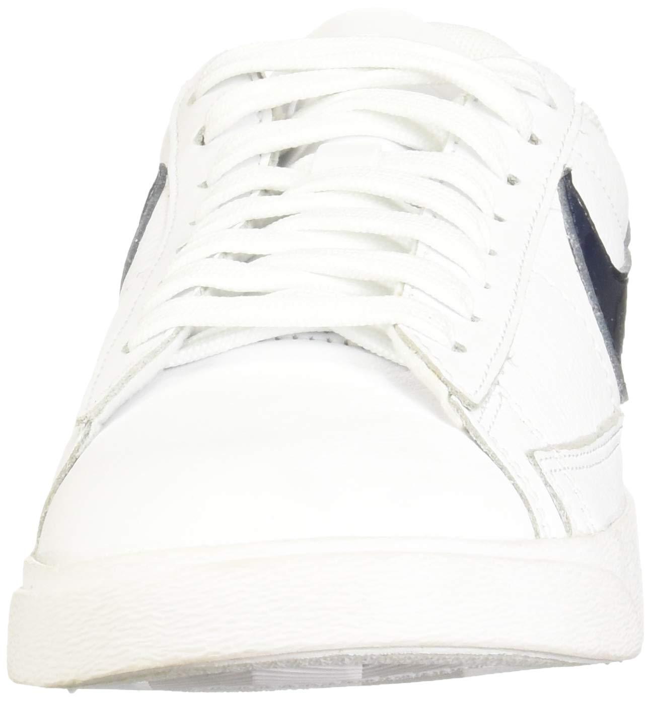 Nike Damen W Bianco Blazer Niedrig Le Fitnessschuhe, Bianco W Weiß-obsidian-Weiß (Aa3961-107) adfea5