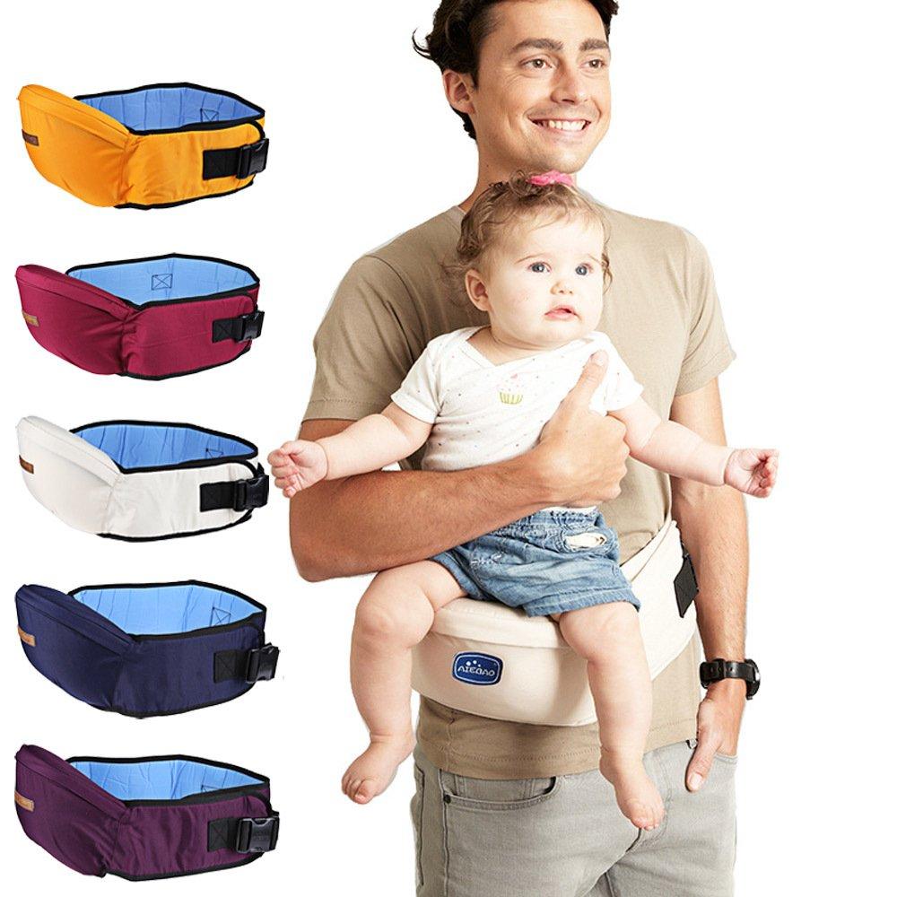 Backpacks & Carriers Comfortable Breathable Baby Carrier Sling Cotton Hipseat Nursing Cover Infant Sling Soft Natural Wrap Ergonomic Carrier Backpack Large Assortment