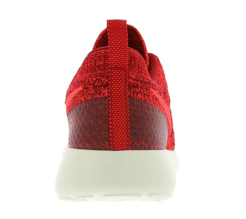 Nike Nike Nike Damen WMNS Roshe One Flyknit Turnschuhe Rot 832c77