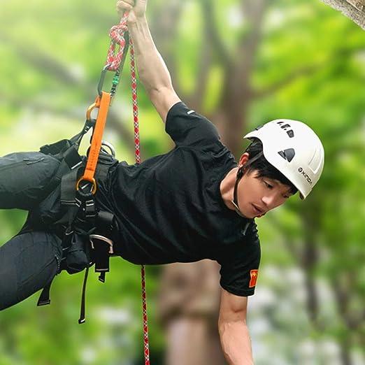 YSoutstripdu Arnés para Escalar árboles Al Aire Libre, Protector ...