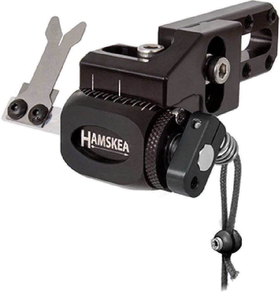 Hamskea ハイブリッドターゲットプロ RH ブラック