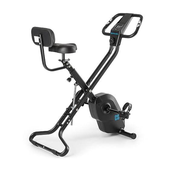 Capital Sports Azura X2 - Bicicleta Fija, Bicicleta estática de ...
