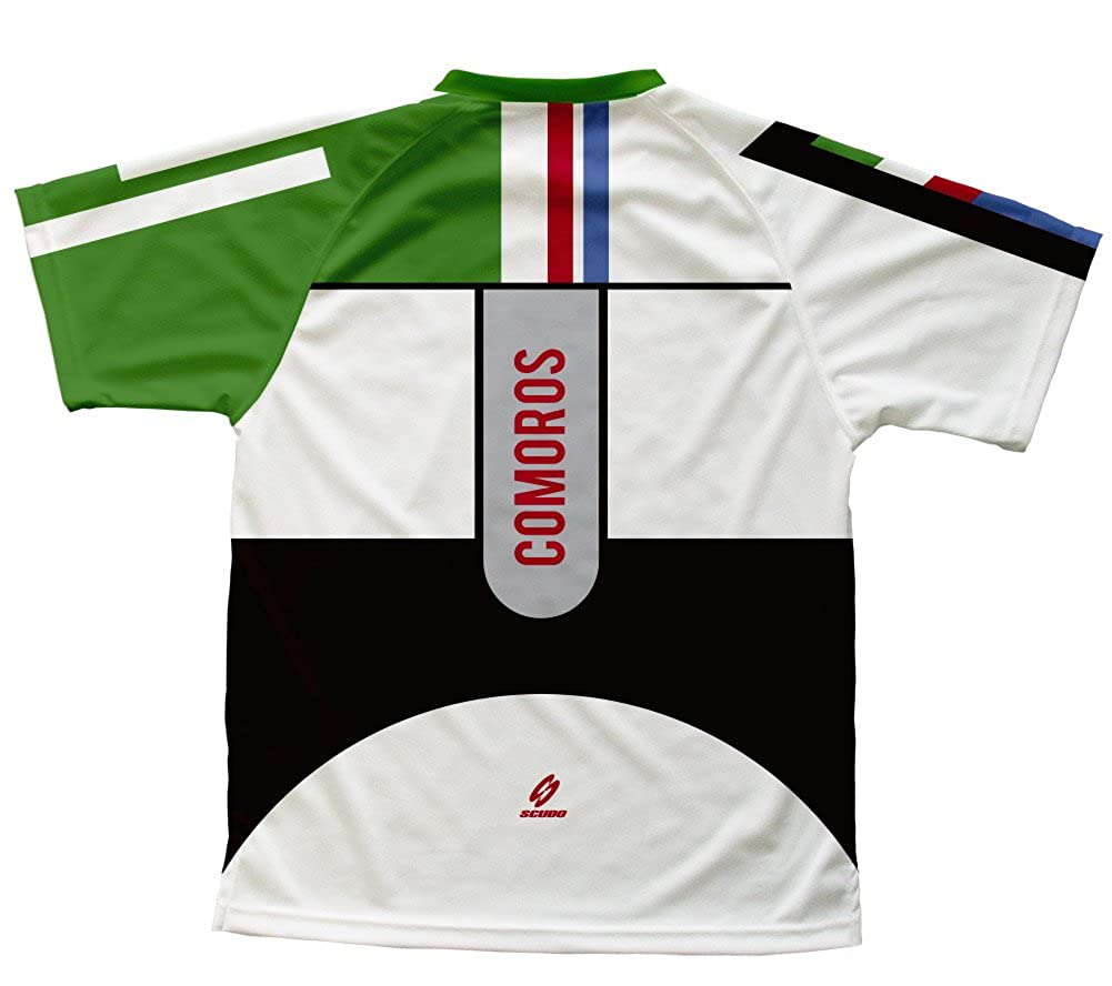 ScudoPro Comoros Technical T-Shirt for Men and Women