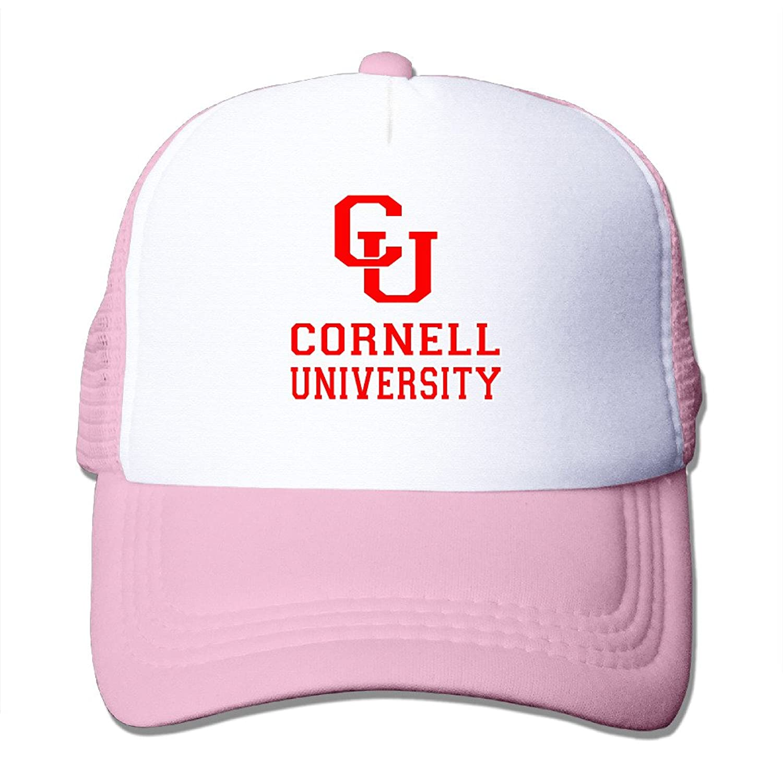Hotgirl4 Cornell University With Cu Logo Baseball-caps Mesh Back Adjustable Hat 1 Size Black