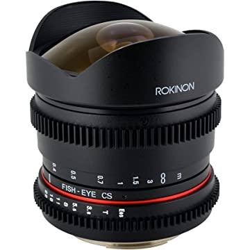 top selling Rokinon Cine 8mm T/8