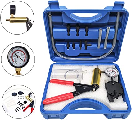8MILELAKE Hydraulic Brake and Clutch Bleeder kit Automatic Bleeder Kit