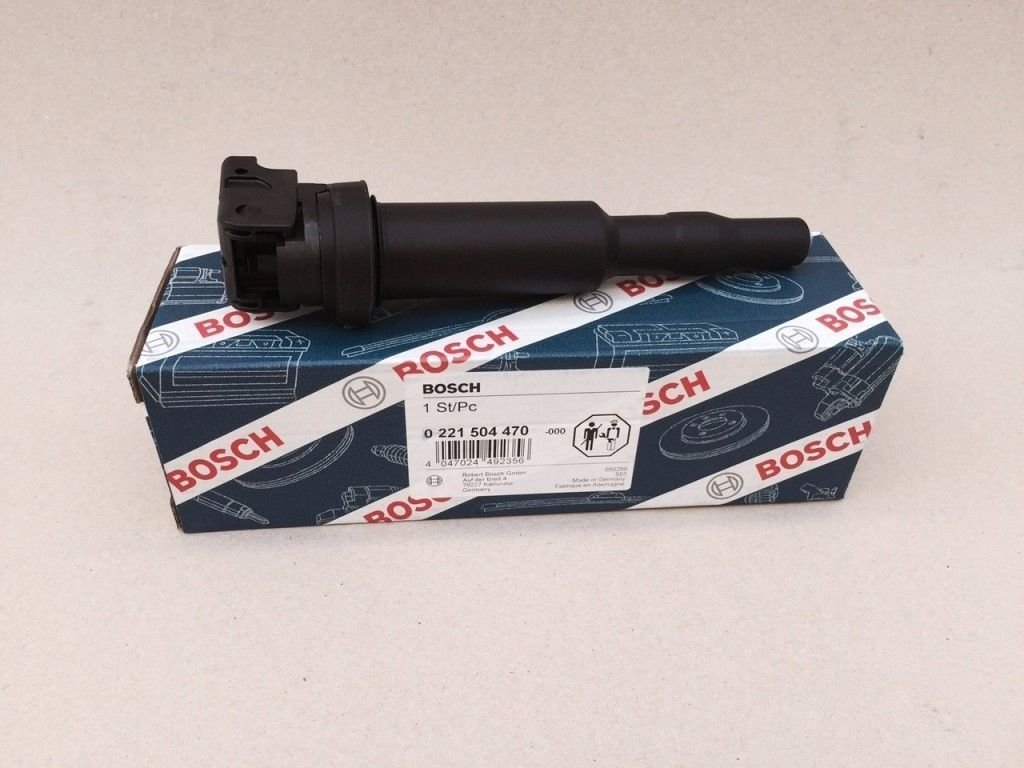 Amazon.com: Bosch 0221504470 Ignition Coil for Select BMW Cars - 6-Pieces:  Automotive