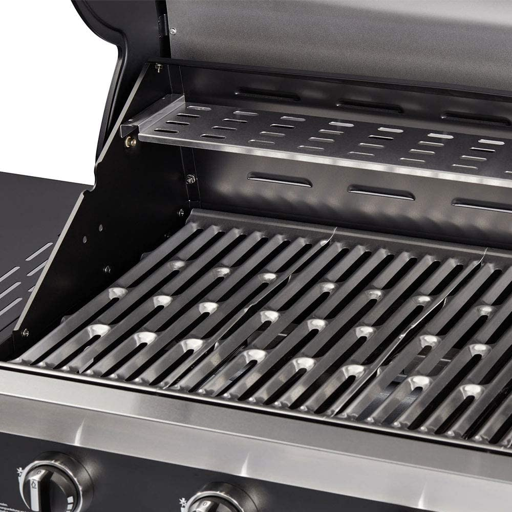 Enders Chicago 3 Gas Barbecue Silver