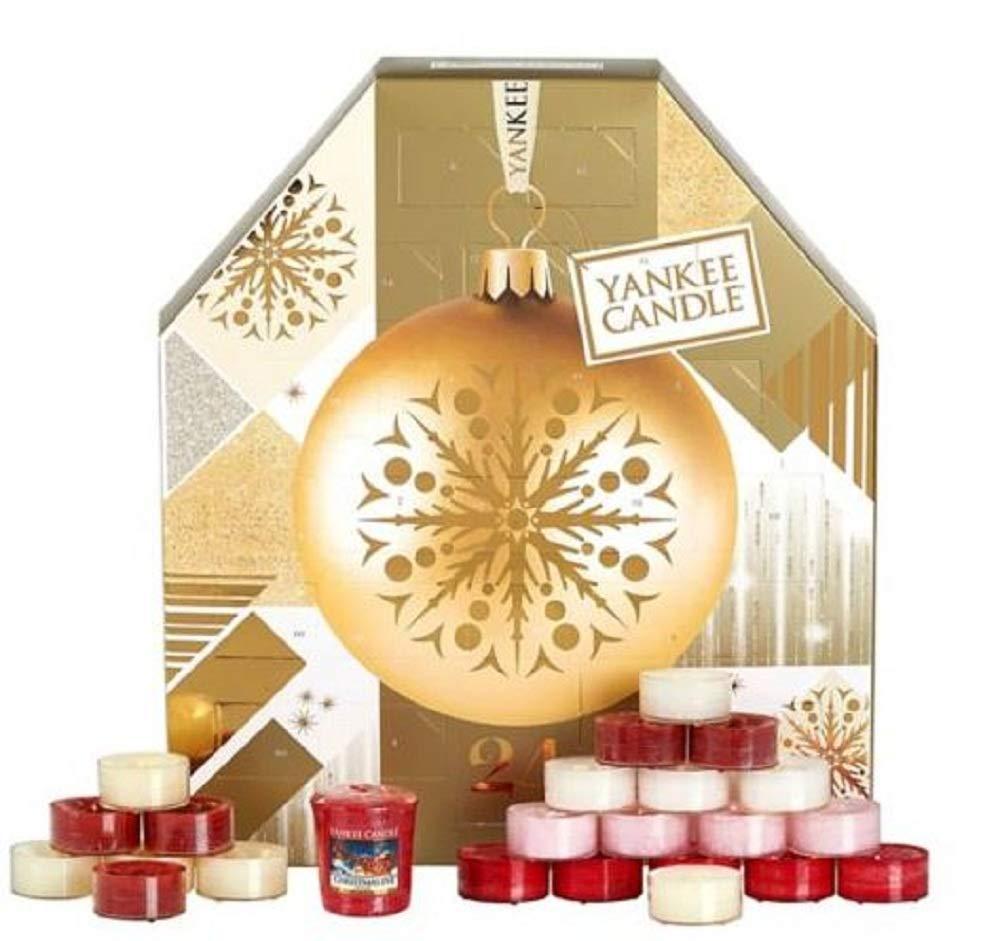 exclusif NEUF Yankee Candle classique Calendrier de l'Avent Coffret cadeau