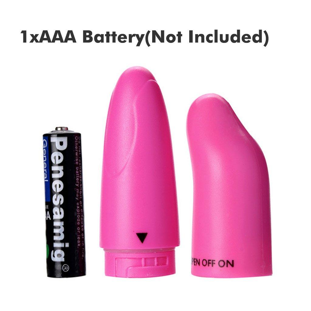 Mini Egg Vibrator Waterproof Powerful Quiet Vibration Pink Color