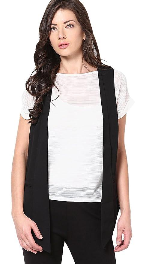 842cc29e1e853 VERO MODA Women s Rayon Blouson Coat  Amazon.in  Clothing   Accessories