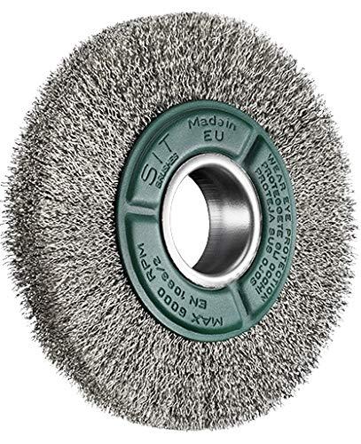Sit - Cepillo para de MP A hilo Ondulado de acero inoxidable ...
