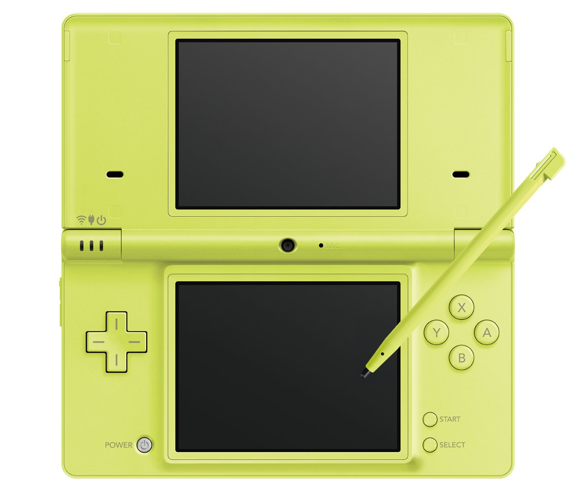 Nintendo DSi Lime Green by Nintendo