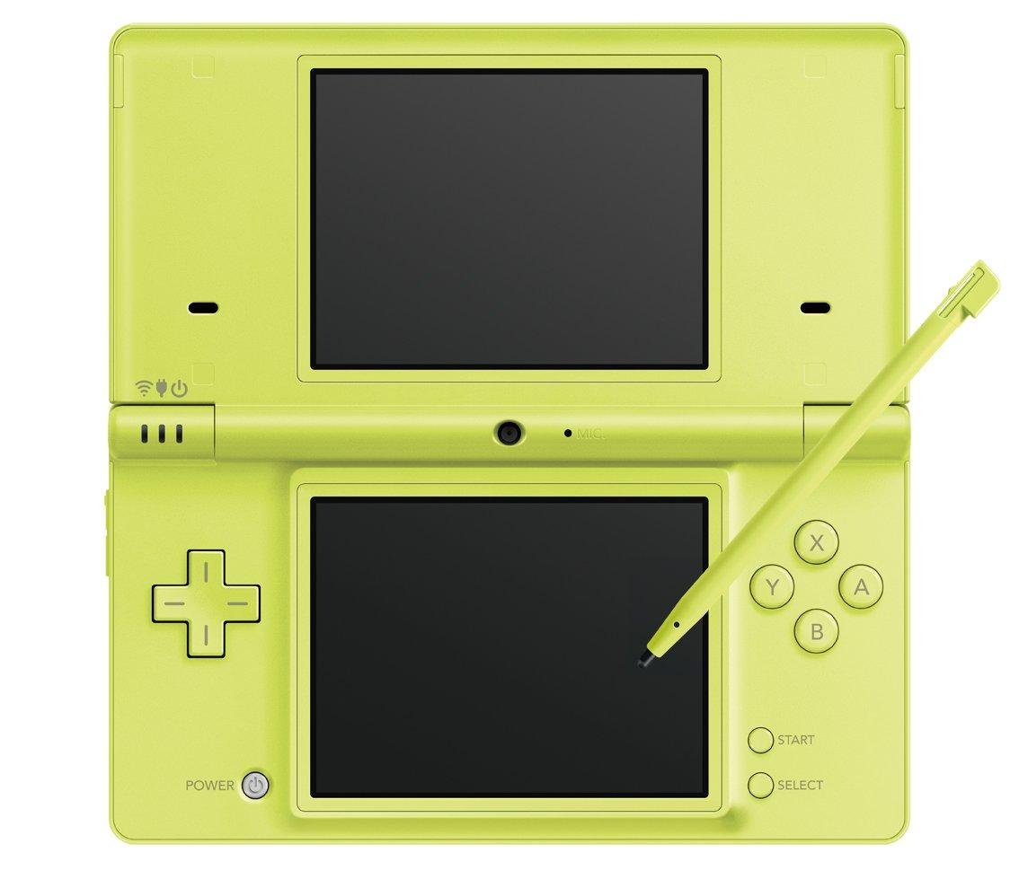 Nintendo DSi Lime Green
