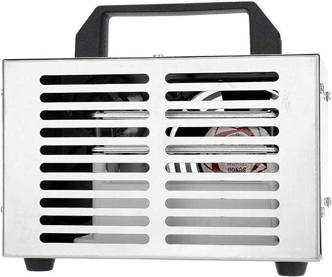 Ozonizador Industrial Portatil M/áquina de Ozono Purificador de Aire Filtro de Aire Gecheer 28 g//h Generador de ozono Comercial Hogar Adem/ás del Formaldeh/ído