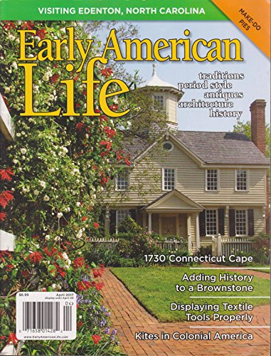 Used, Early American Life Magazine April 2017 for sale  Delivered anywhere in USA