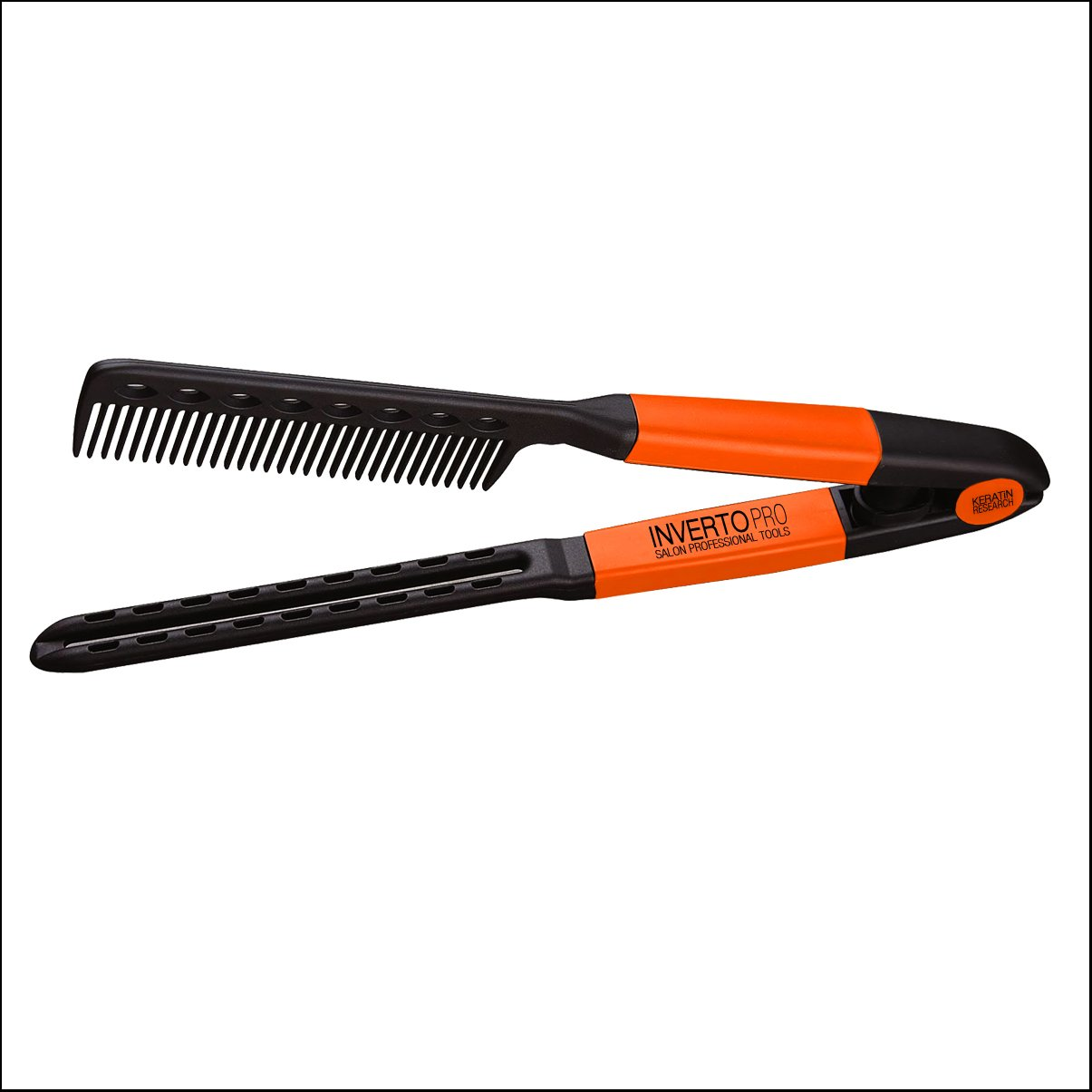 Easy Comb for Brazilian Keratin Hair Treatment and Straightening Keratin Research