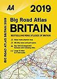 Big Road Atlas Britain 2019 SP