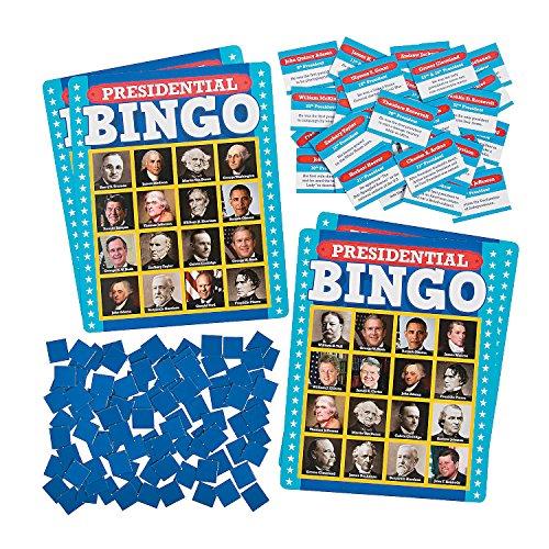Presidents Premium Bingo by CusCus