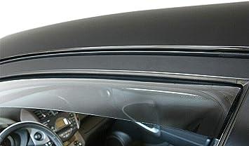 FIAT 500L Set da 2 x Deflettori D'aria antipioggia anteriori, a