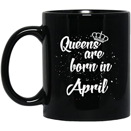 April Birthday Shirts For Women And Men Queens Born Unisex Tees Perfect Gifts