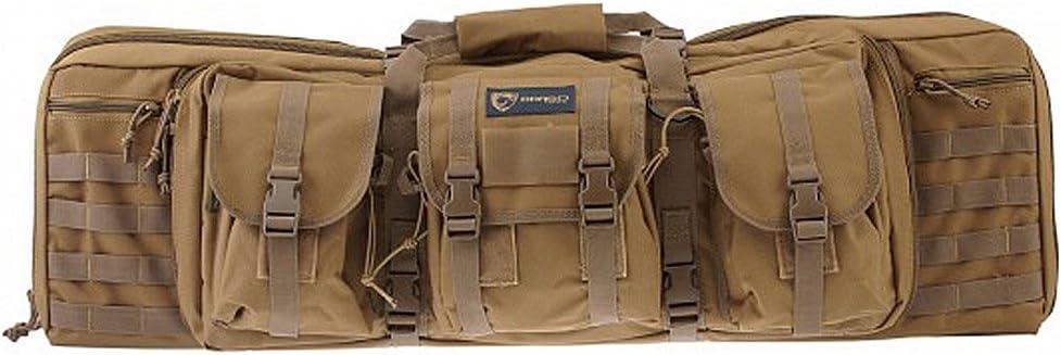 Drago DRA12302TN Gear 36 Tactical Single Gun Case Tan