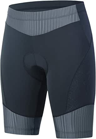 BEROY Women Breathable Bike Shorts, Cycling Shorts with 3D Gel Pad