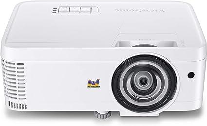 Opinión sobre ViewSonic PS501W Proyector portátil 3D 3500 ANSI Lúmenes WXGA 1280 x 800 DLP - Blanco