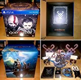 God of War Stone Mason Game Collectors Edition PS4 new