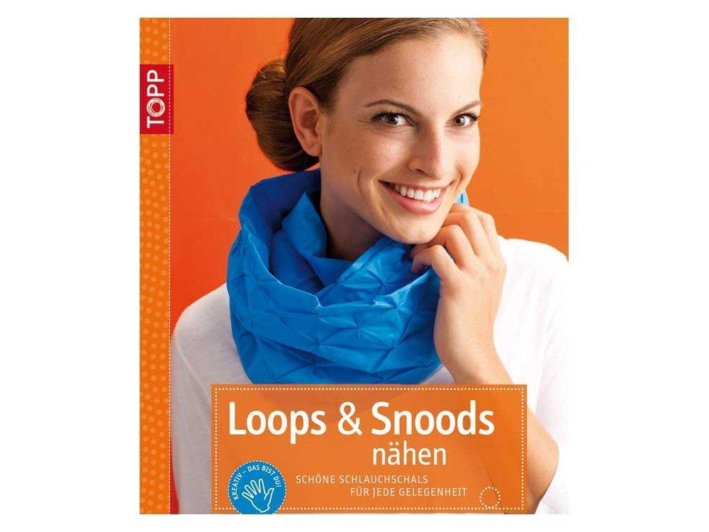 Schnittmuster. Loops & Snoods nähen: Amazon.de: Küche & Haushalt