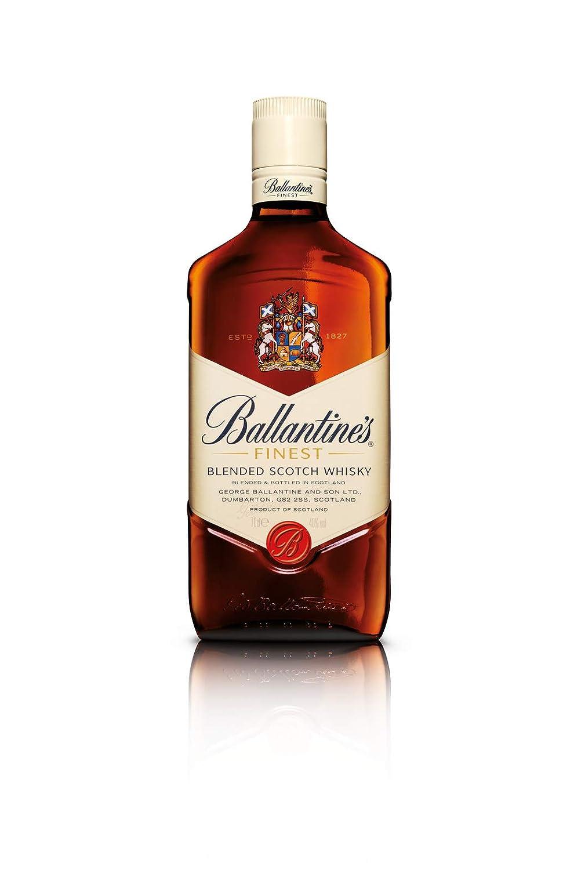 Whisky Ballantines Finest Blended Scotch 70cl: Amazon.es: Alimentación y bebidas