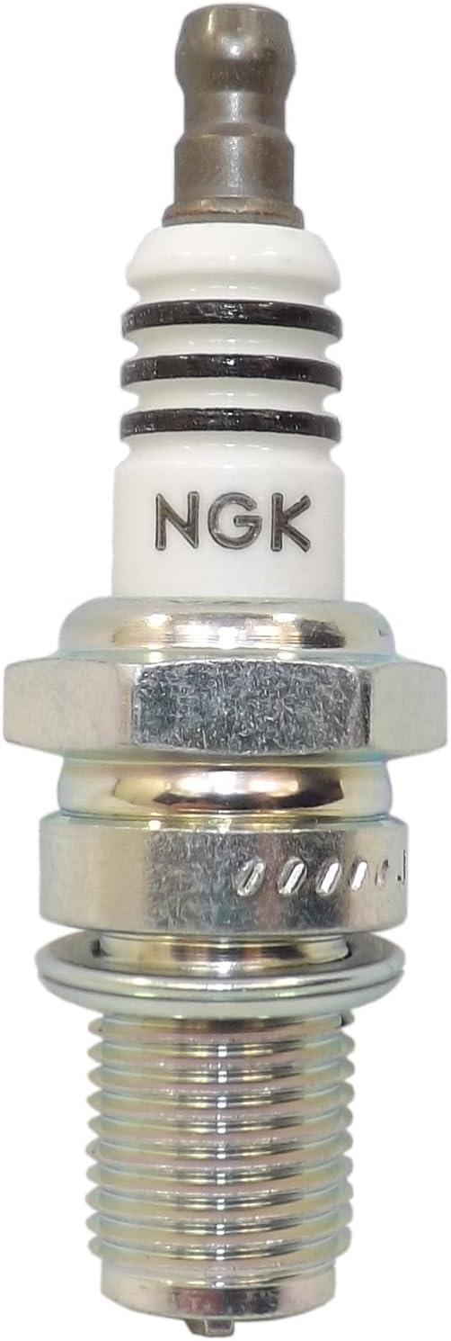 Box von 4 NGK 8196 4St/ück dcpr6eix Iridium IX Z/ündkerze