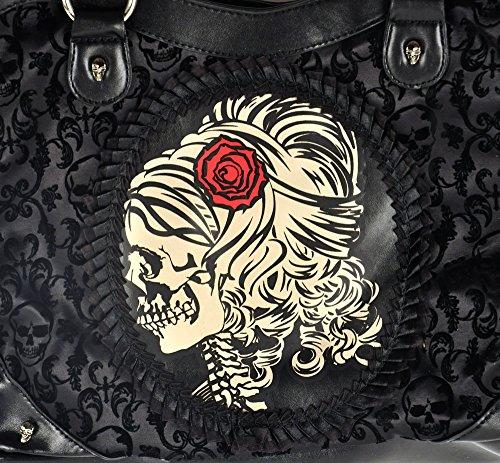Skull Babe Big Bag