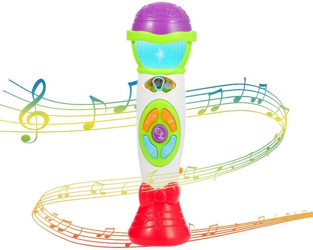 FunsLane Kids Microphone Toy