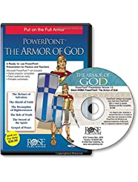 The Armor of God: Stand Firm in Faith! PowerPoint Presentations - NIV and KJV Edition