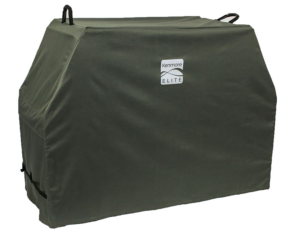 Kenmore Elite PA-20382 Grill Cover, Gray by Kenmore Elite