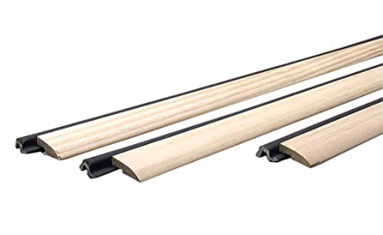 Bon M D Building Products 91884 36 Inch By 84 Inch Compression Weatherstrip  With Wood Stop