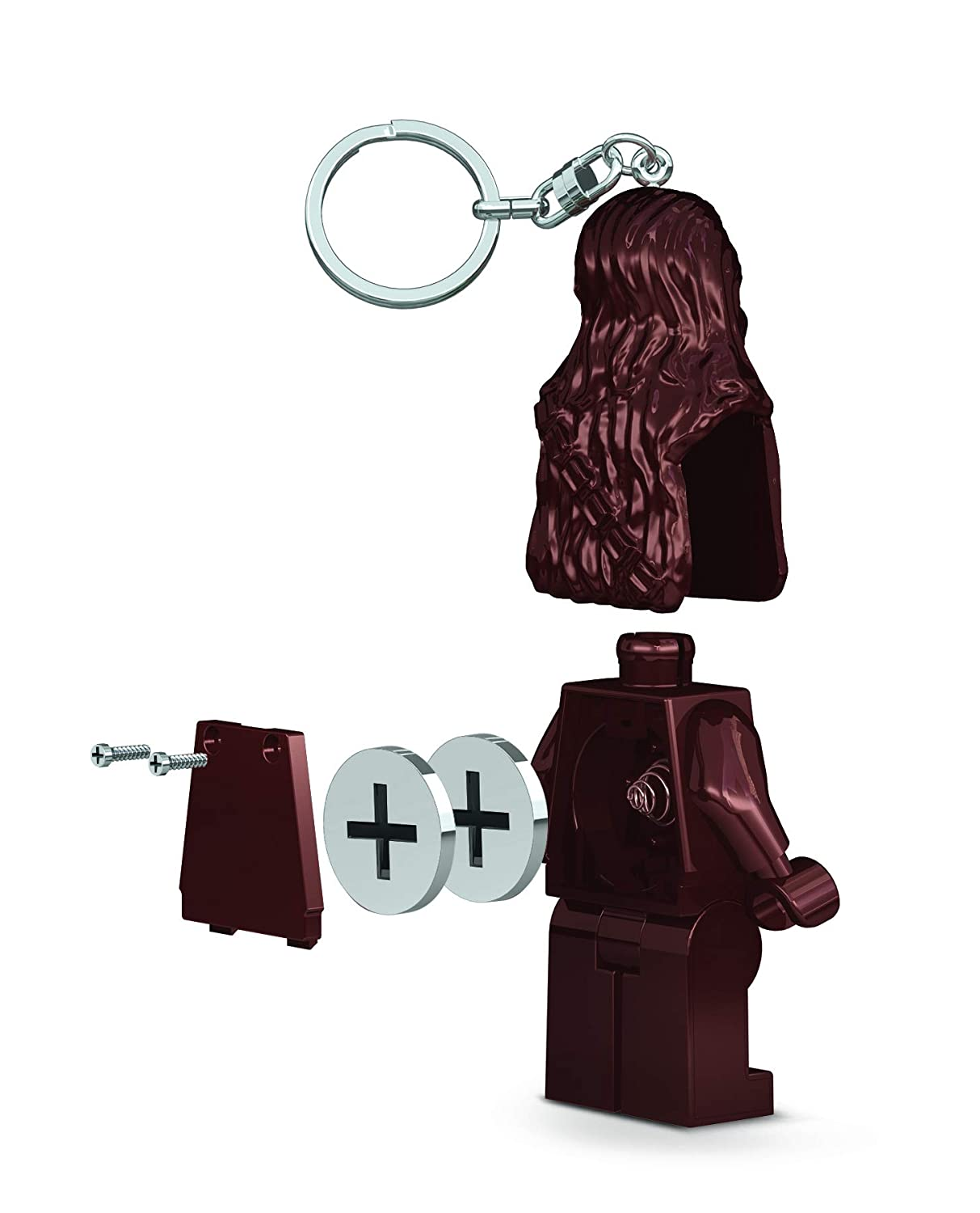 Amazon.com: LEGO Star Wars Chewbacca Keylight: Toys & Games