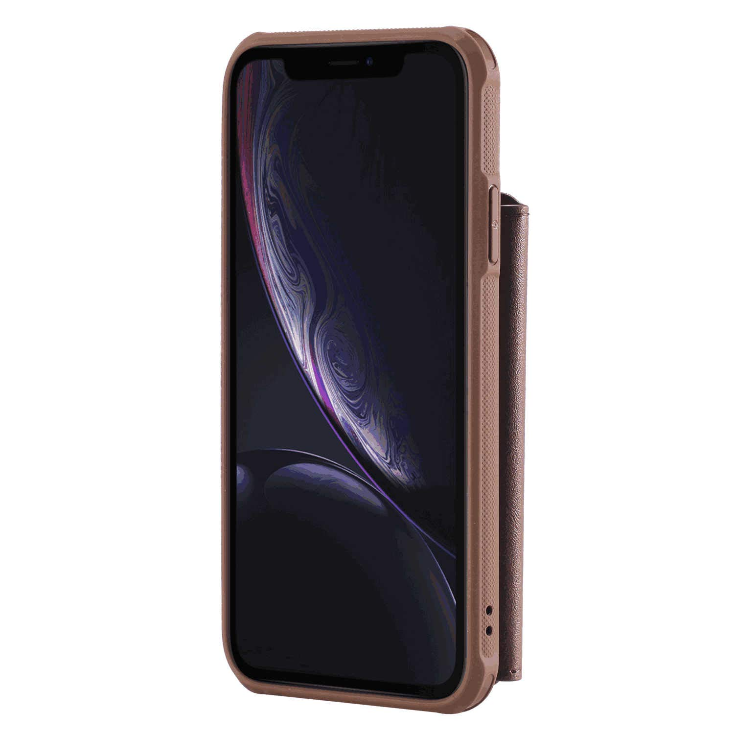 Cover for Samsung Galaxy S10 Plus Leather Cell Phone Cover Kickstand Extra-Protective Business Card Holders with Free Waterproof-Bag Samsung Galaxy S10 Plus Flip Case