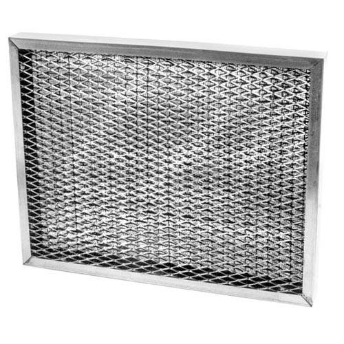 Generic 261757 Mesh-Type Filter For Grease Galvanized 20 X 25 X 2 Commerical Kitchens